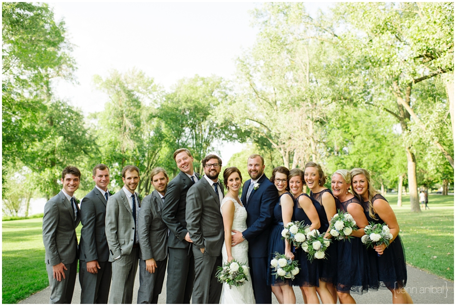 Dean + Allison Wedding