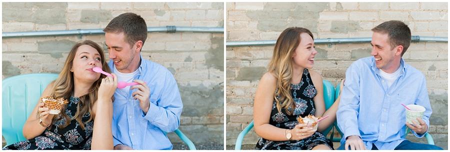 Riley + Rodney Engagement