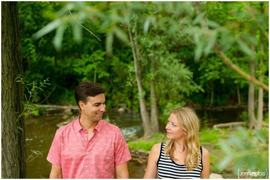 Jen + Tom Engagement