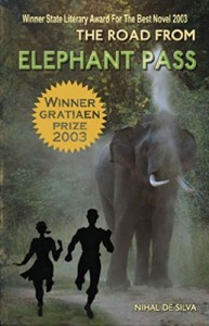The Road From Elephant Pass, book by Nihal de Silva