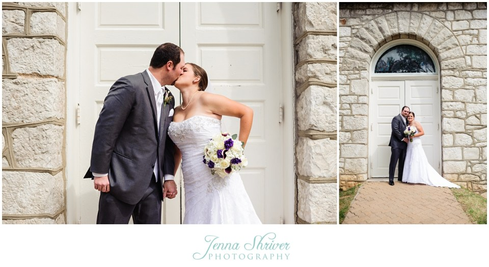 Todd and Holly's Rustic McDaniel College Wedding & Carroll ...