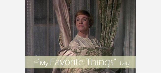 My Favorite Things Tag-blog banner