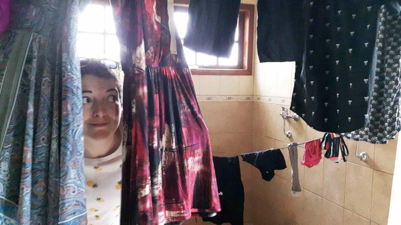 washing drying