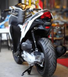 modifikasi motor vario mantap