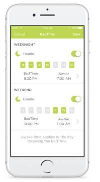 Circle-iOS-BedTime