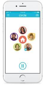 Circle-iOS-Home
