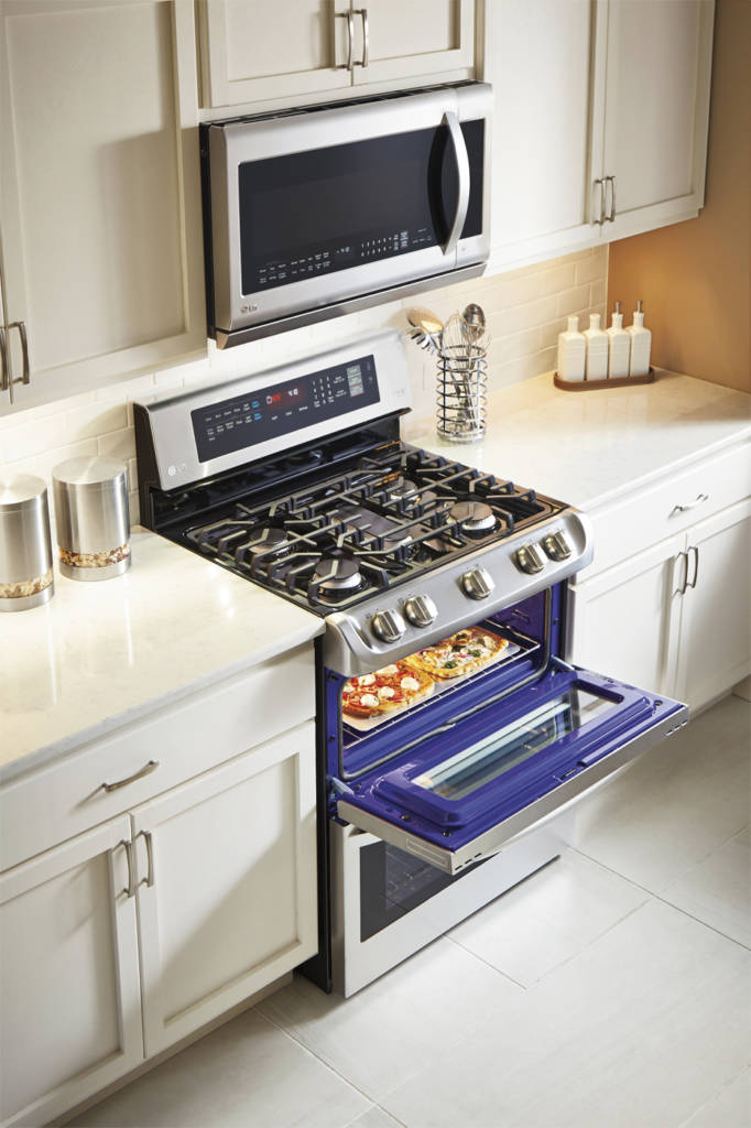 lg kitchen appliances mdf cabinet doors did someone say double oven sign up for my newsletter