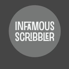 Infamous Scribbler Interview