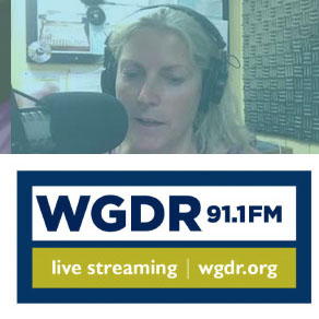 "WGDR Radio ""Cabin Talk"""