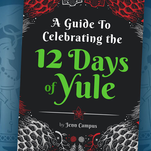 12 Days of Yule Book