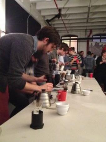 passion house coffee brewdown