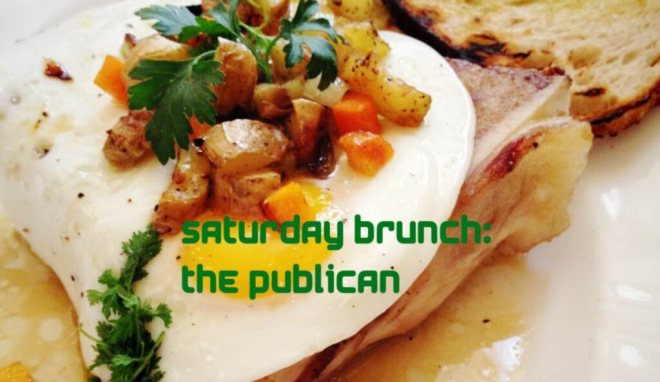 saturday brunch jenn chen publican