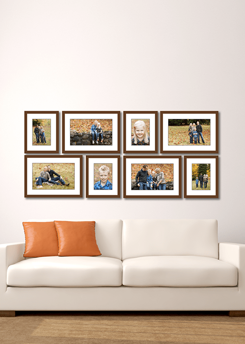 Choosing Your Perfect Wall Gallery