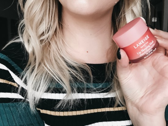 First Impressions of the Laneige Lip Sleeping Mask