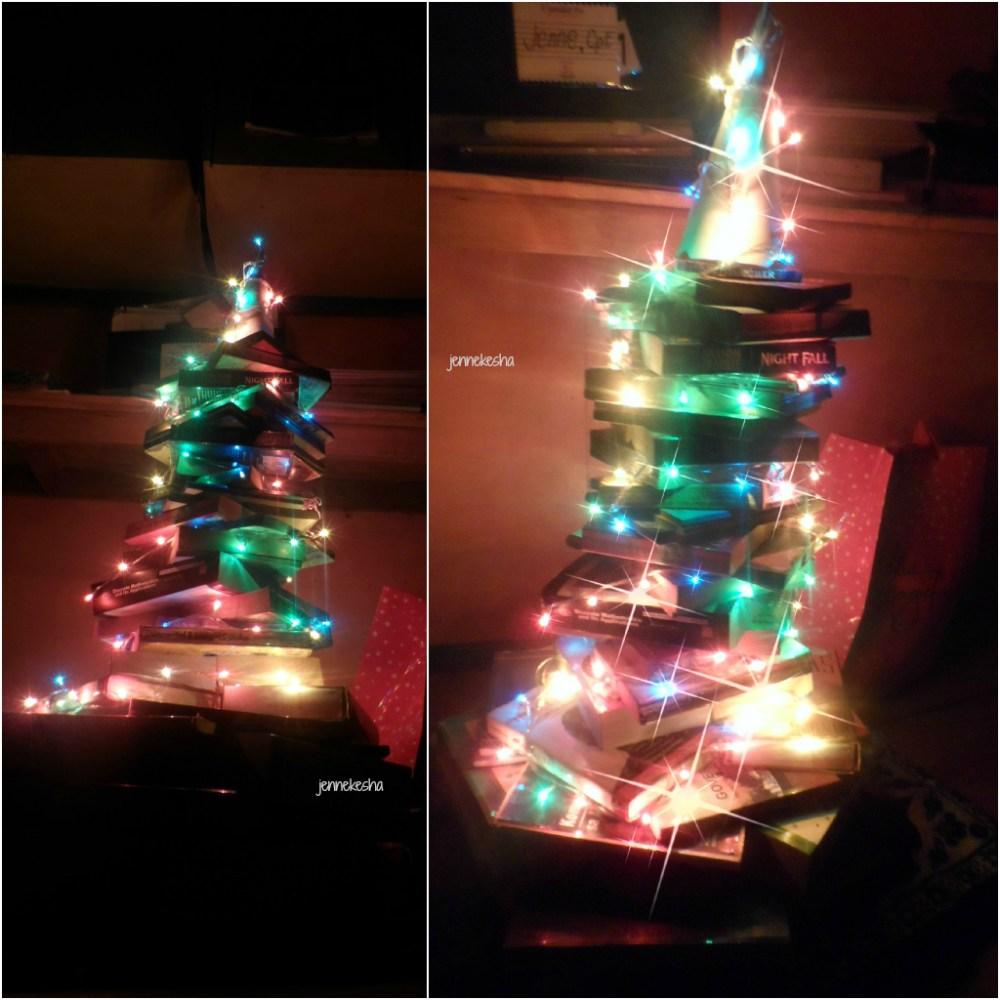 Bookish Christmas Tree ♥ (3/4)