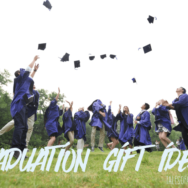 Gifts for High School Graduations - Tales of a Peanut