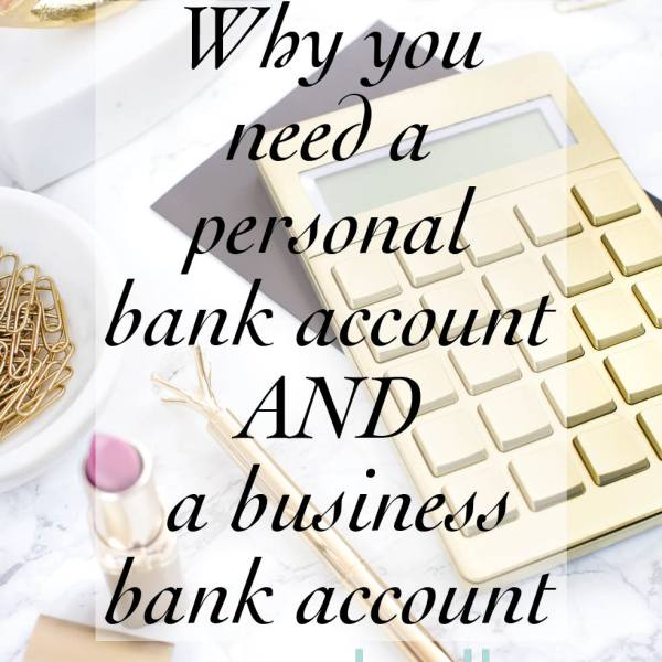Mamapreneur 101: Business Bank Accounts - Jenn Elwell
