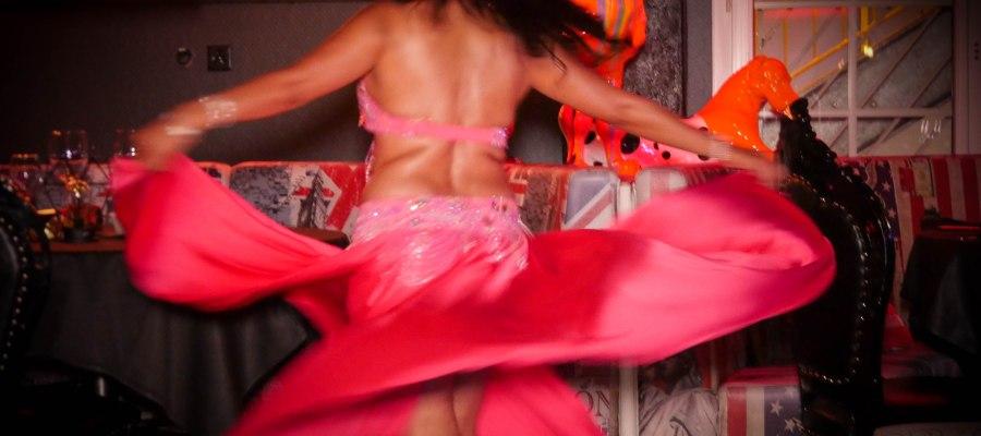 Monica from Atelier de Danse Orientale