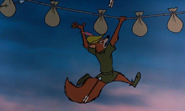 A 'Robin Hood' Generation