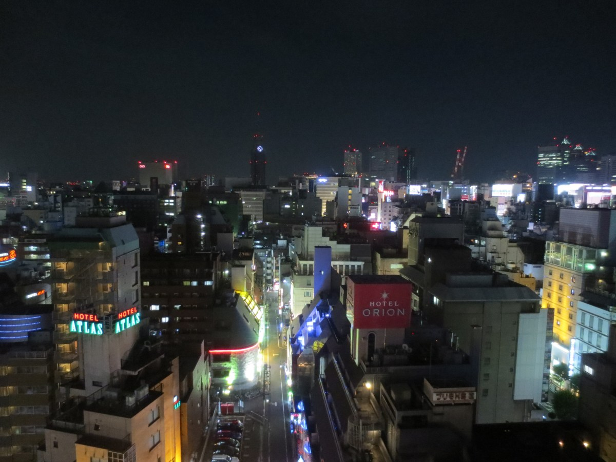 Grand Bell Hotel Shinjuku