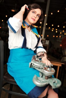 Elizabeth from Bioshock by Goodbye Midnight Cosplay