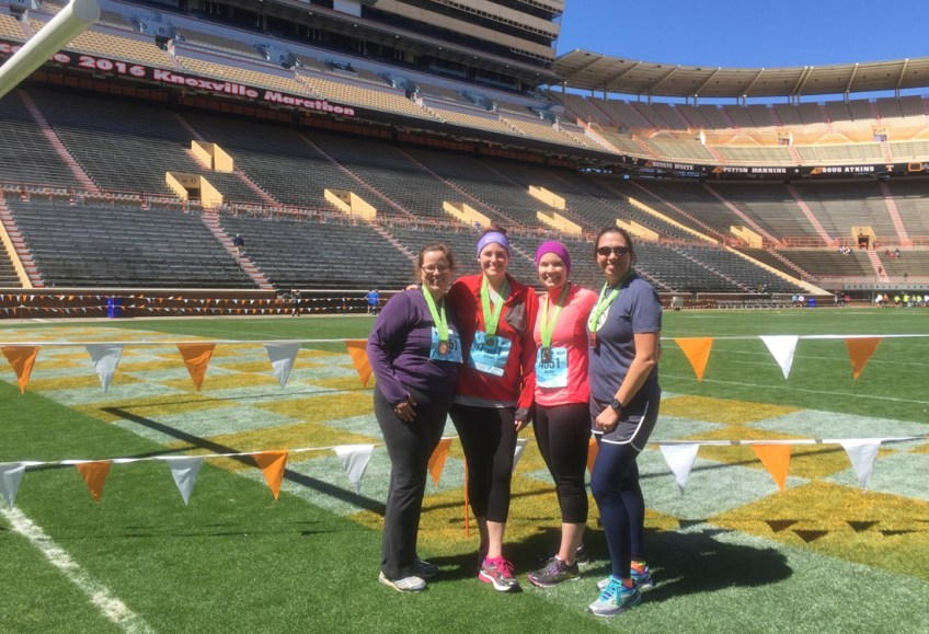 Group photo in Neyland