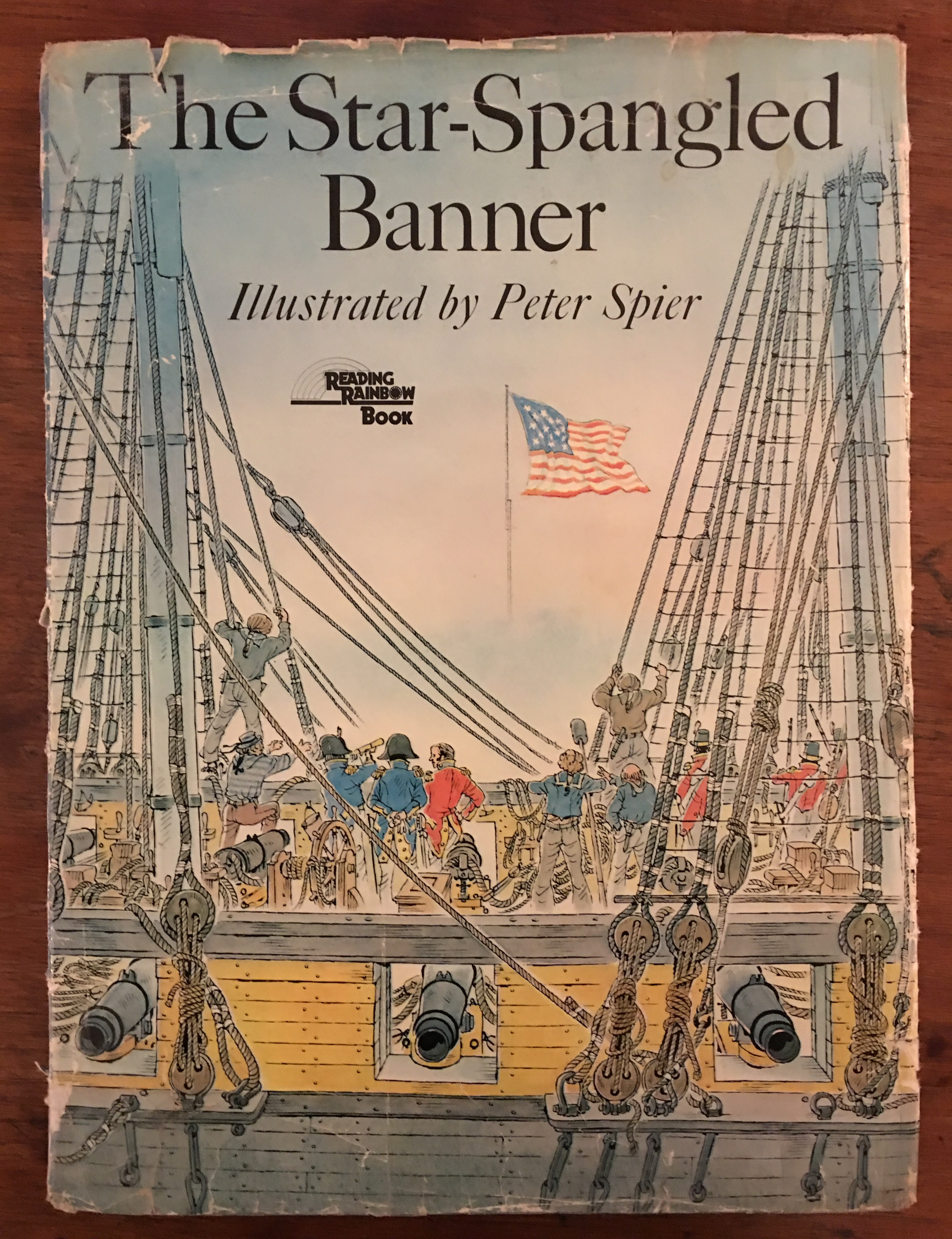 Children And The Star Spangled Banner