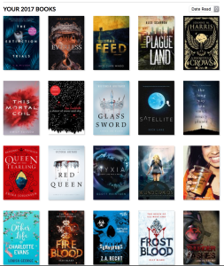 Jenniely Goodreads 2017