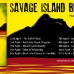 Savage Island Blog Tour