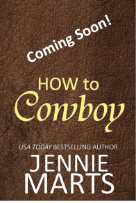 How to Cowboy coming soon graphic