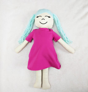 stuffed doll