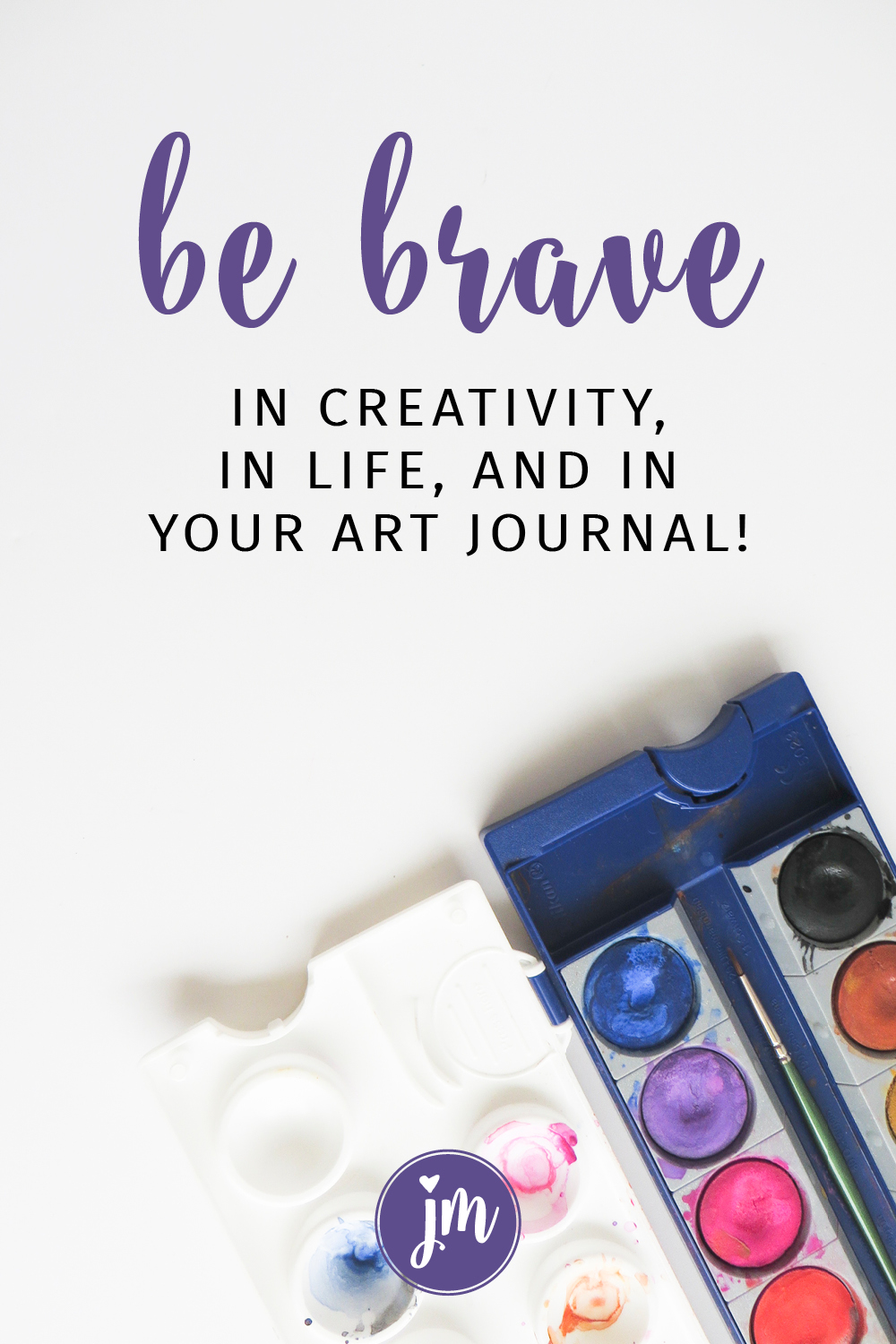 So good. It's hard to step out of my comfort zone when I'm creating, even if it's kind of silly to admit. I need to remember that all of those little steps matter. And they change how I see my life in general too! #artjournaling #bravegirl