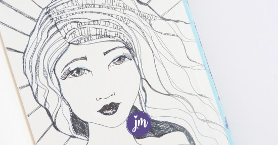 I love art journaling prompts to help jumpstart my creativity! And these are free!