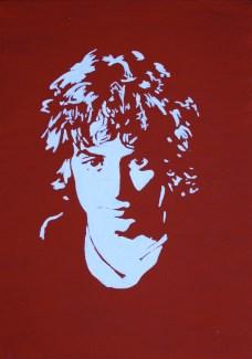 Frodo; Medium-Acrylic. Click to enlarge