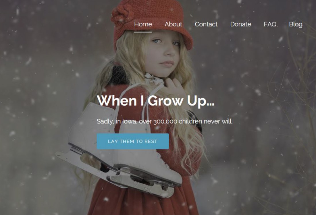WordPress Website | Jennifer Franklin Designs