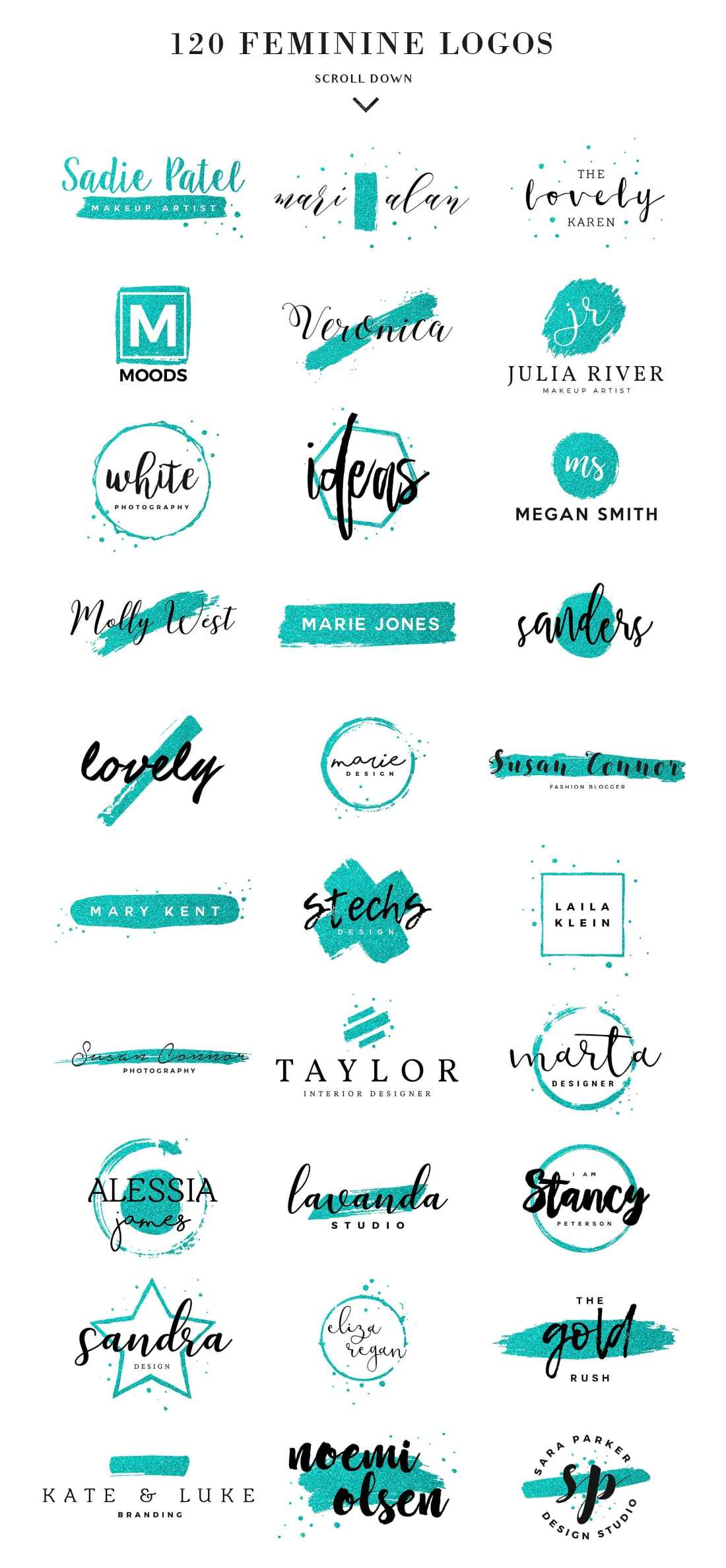 Sophisticated Logo Design Inspiration