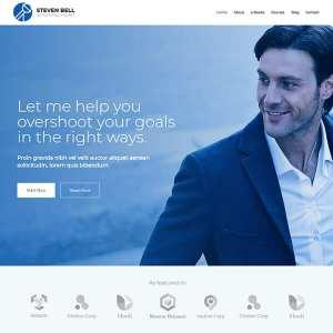 Ready Made Website | Motivational Coach | eCourse Website | Book Sales Website | Life Coach Website | Jennifer-Franklin.com