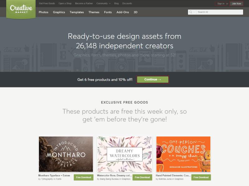 Design Tools   Creative Market   Jennifer Franklin