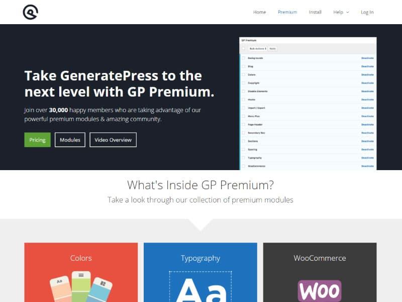 WordPress Plugin   GeneratePress Premium   Jennifer-Franklin.com