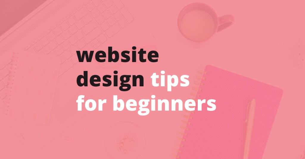 website design tips for beginners   Jennifer-Franklin.com