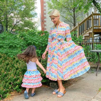 Where to shop for Mommy + Me Outfits