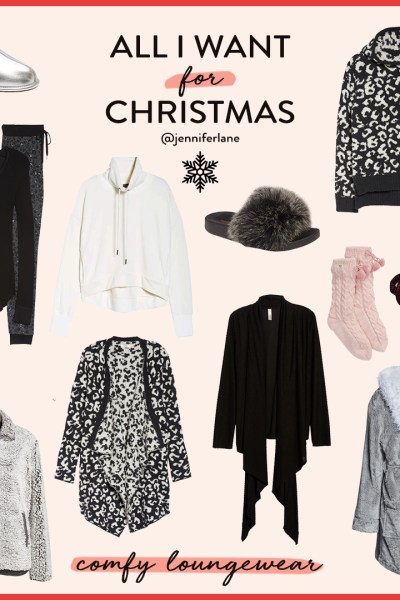 Gift Guide - Comfy Loungewear
