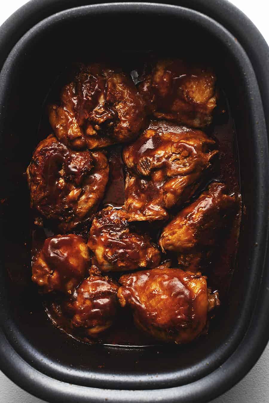 Crock Pot Recipe For Boneless Chicken Thighs : crock, recipe, boneless, chicken, thighs, Crock, Chicken, Thighs, Jennifer