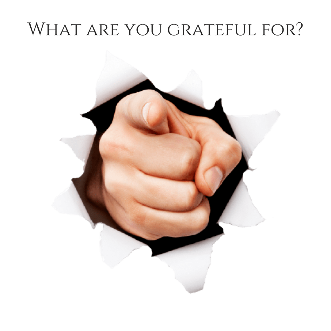 Jennifer Barnfield - What are you grateful for?