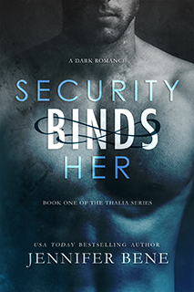 Security Binds Her (Thalia Book 1)
