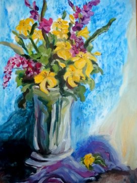 Easter-Sunday,-by-Jennifer-Bentson,-Oil,-22'-x-30'
