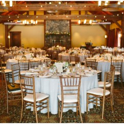 Wedding Wooden Chairs Sure Fit Dining Chair Covers Nz Silvertip Resort Canmore Planner