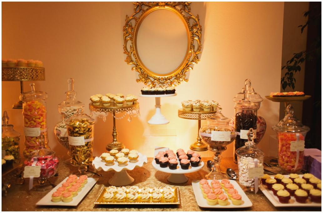 Best Wedding Dessert Tables