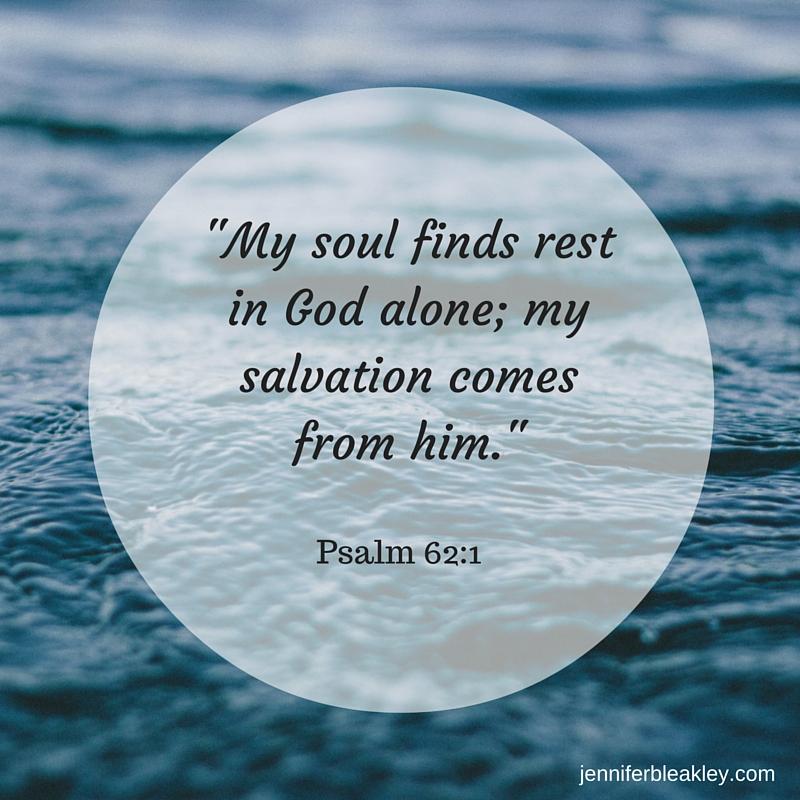 Psalm 62-1