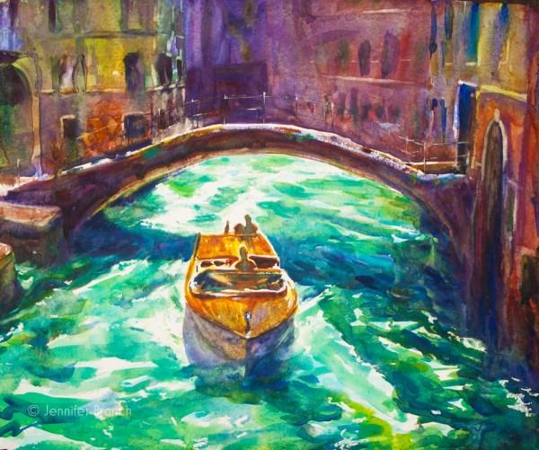 Watercolor Painting Galleries